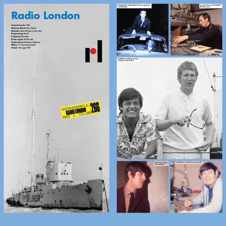 Glen Newman Design Radio-London-Boards1