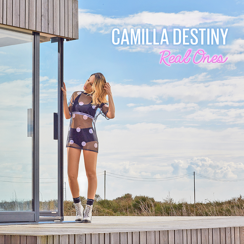 Glen Newman Design Camilla Destiny CD