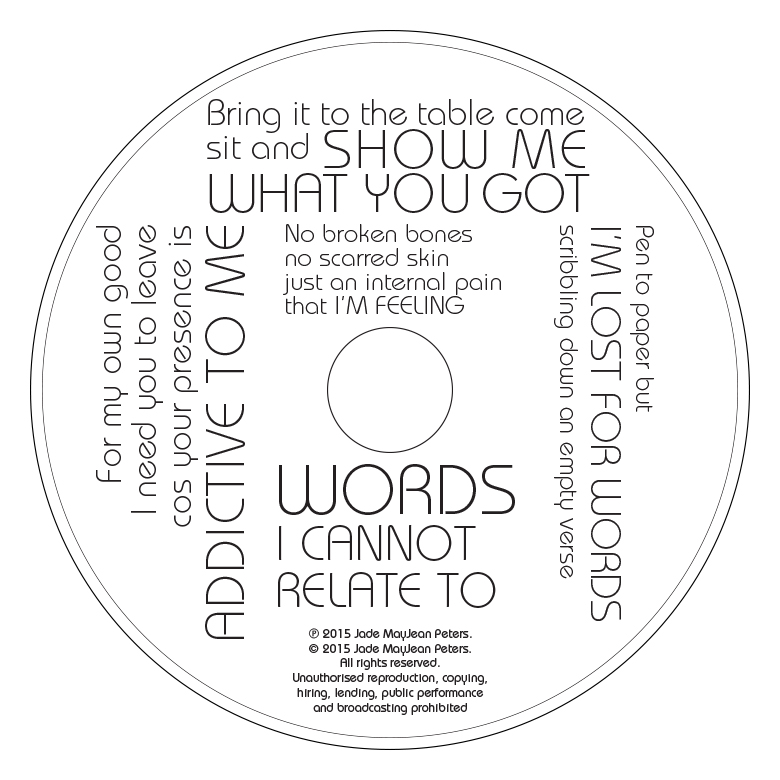 Glen Newman Design Jade Mayjean CD
