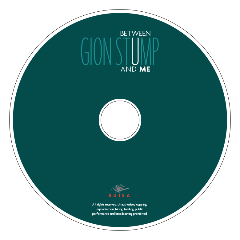 Glen Newman Design Gion Stump CD