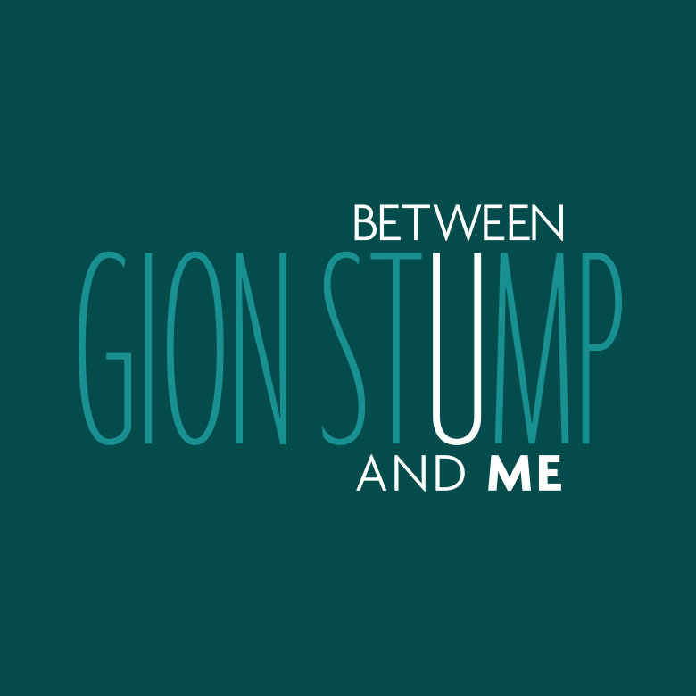 Glen Newman Design Gion Stump CD Cover