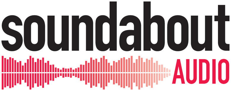 Glen Newman Design Soundabout Audio Logo