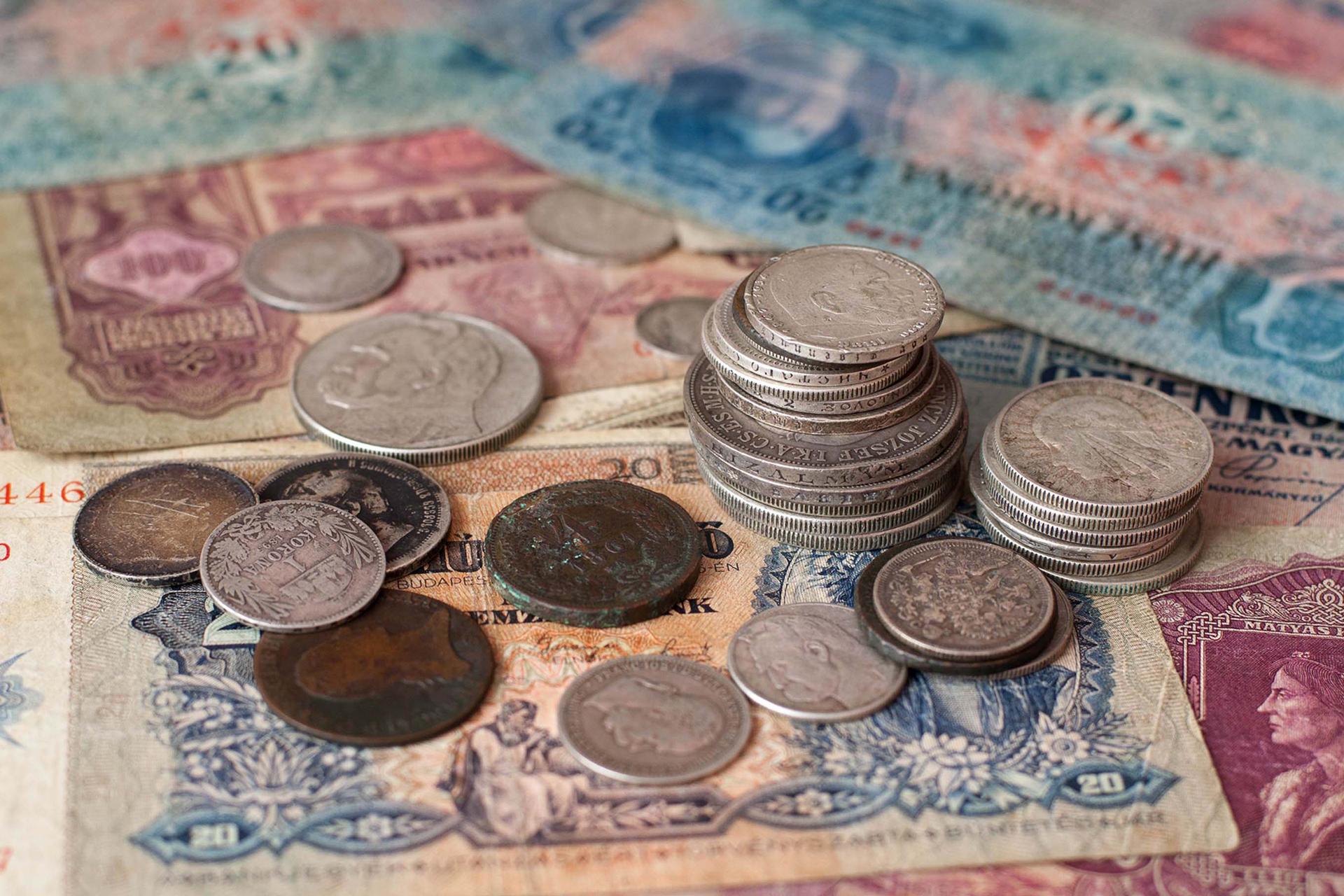 Glen Newman Design Coins Project Big Pic