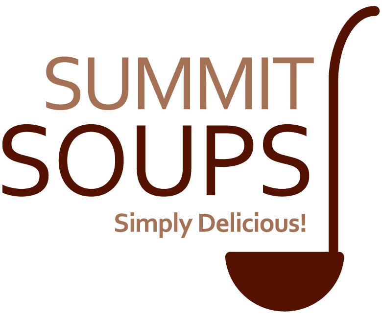 Glen Newman Design Summit Soups Logo