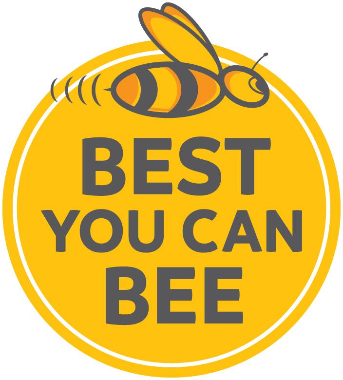 Glen Newman Design Best You Can Bee Logo