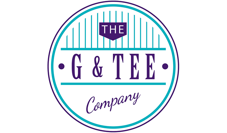 Glen Newman Design The G & Tee Company Logo