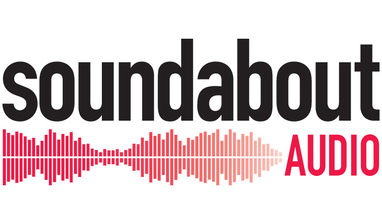 Glen Newman Design Soundabout Audio Logo